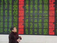 Wow! Indeks Shanghai Ngamuk, Hang Seng Ikutan 'Kesurupan'