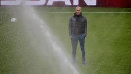 Zidane Percaya Takhayul di Duel Munchen vs Madrid