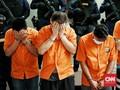 Polisi Kembali Ringkus 4 Warga Negara Asing Pelaku Skimming