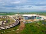 Megahnya Bandara Kertajati yang Siap Dipakai Mudik Lebaran