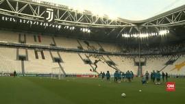VIDEO: Zidane Lupakan Kemenangan Real Madrid Atas Juventus