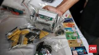 Kasus 'Skimming' ATM oleh WNA di Bali Meningkat