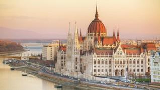 Gedung Tua di Budapest Diubah Jadi Museum Seni