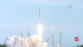 VIDEO: Roket Falcon9 Sukses Diluncurkan