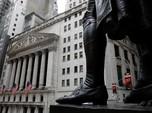 Yield Acuan SBN AS Sentuh Lagi 1,6%, Wall Street Dibuka Mixed