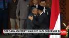 DPR Sahkan Perry Warjiyo Jadi Gubernur BI