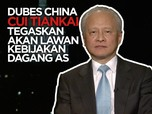 VIDEO: China Tegaskan Akan Lawan Kebijakan Dagang AS