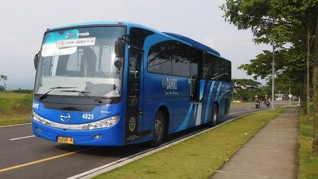 Tarif Damri Bandara Naik Rp10 Ribu hingga Rp15 Ribu