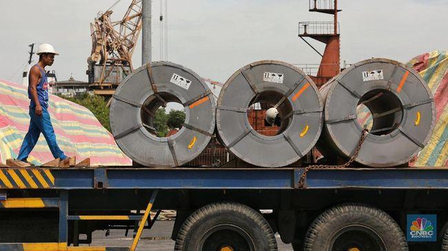 ISSP Laba Kuartal I Steel Pipe Turun 19,15% Jadi Rp 11,69 M