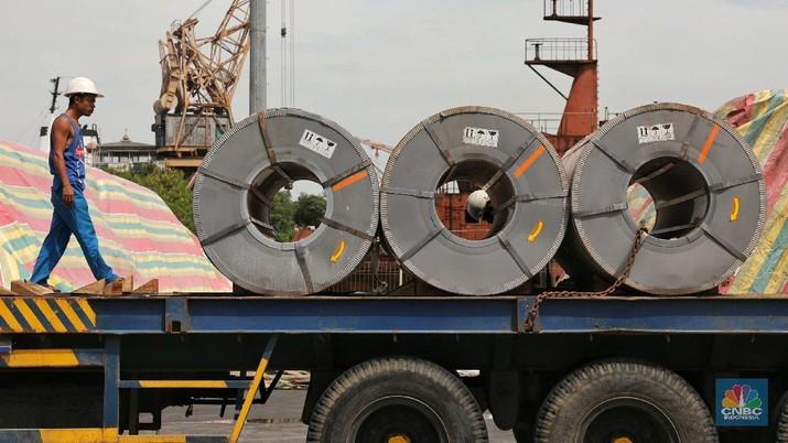 India Akan Gugat AS ke WTO Jika Tolak Pengecualian Tarif Baja