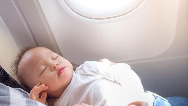 Maskapai Selandia Beri Bangku Lebih Nyaman untuk Anak