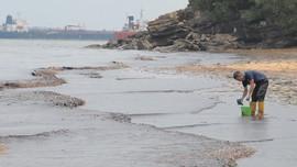 Nelayan Tak Bisa Melaut Imbas Tumpahan Minyak di Balikpapan
