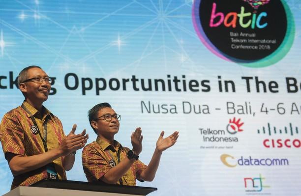 Telkom Gelar Konferensi Batic 2018