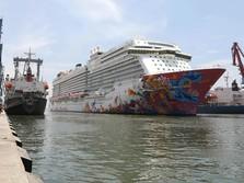 Pemudik yang Gunakan Kapal Laut Mencapai 30.921 Orang