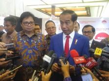 Jokowi Janji Ajak Swasta Pada Proyek Infrastruktur