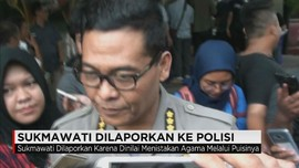 Sukmawati Soekarnoputri Dilaporkan Ke Polisi