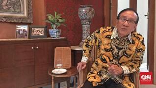 Akbar Tandjung Minta Anies Tetap Pimpin DKI Selama 5 Tahun