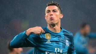 Ronaldo Tertawakan Rumor Neymar ke Real Madrid