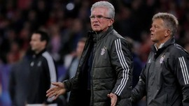 Heynckes Klaim Kemenangan Real Madrid Hadiah dari Munchen