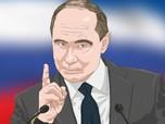 Putin Warning Warga Rusia, Bersiap Hadapi Krisis Luar Biasa