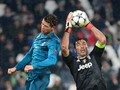 Buffon Pasrah Lawan Real Madrid
