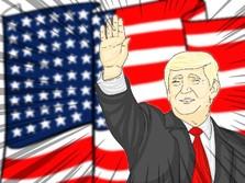 Trump Sebut AS Telah Bicara dengan Korea Utara