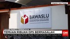 DPS Bermasalah Pilkada Semarang