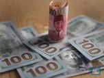 Rupiah Libas 3 Dolar Lagi, Tembus ke Bawah Rp 13.800/US$