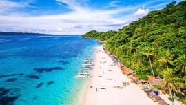 Penuh Sampah, Pulau Boracay Ditutup Enam Bulan