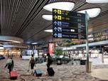 'Ada 1 Penerbangan Setiap 80 Detik di Bandara Changi'