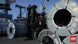 Krakatau Steel akan Pasok 1 Juta Ton Baja ke Enam BUMN