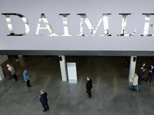Mercedes & BMW Investasi Rp 14 T untuk Saingi Uber Dkk