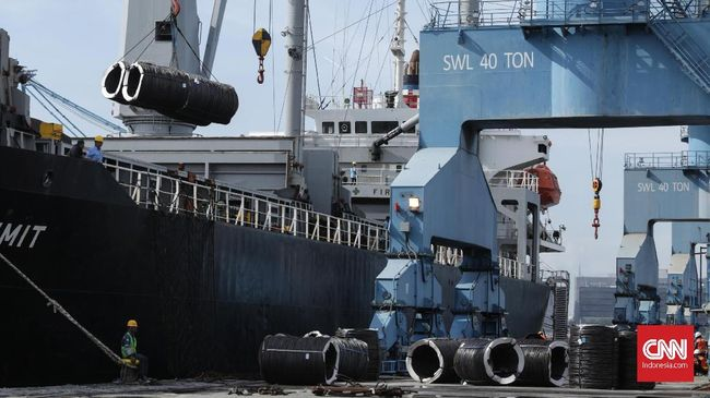 Rute Pelayaran Barang Langsung Bakal Dilebarkan ke Rotterdam