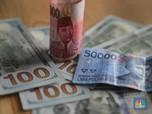 Pukul 13:00 WIB: Rupiah Bertahan di Rp 14.150/US$