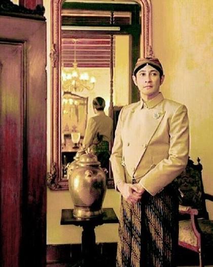 Pesona Paundrakarna, Anak Sukmawati si Pangeran Ganteng dari Solo