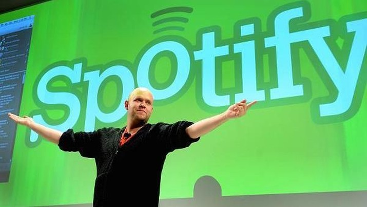 Usia 35 Tahun Punya Kekayaan Rp 41 T, Ini Profil CEO Spotify