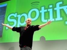 Founder Spotify, Drop Out  Dan Jadi Miliuner di Usia 23 Tahun