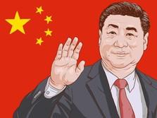 Ini Isi Pidato Sejuk Presiden China tentang Ekonomi Terbuka