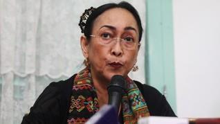 Korlabi Polisikan Sukmawati terkait Sukarno-Nabi Muhammad