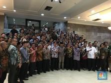 Menteri Perindustrian Serap 1,43 Juta Ton Garam Petani