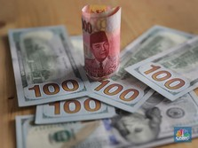 Dolar AS Sentuh Rp 14.500, Ekonom: Tidak Berpotensi Krisis