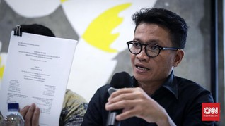 Amnesty Internasional Minta Ahok dan Eks Gafatar Dibebaskan