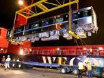 Kereta Sudah Tiba, MRT Beroperasi Maret 2019