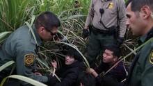 Imigran Anak di Perbatasan AS Dipertemukan dengan Keluarga