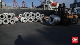 Mendag Waspadai 'Gempuran' Baja China Akibat Perang Dagang AS