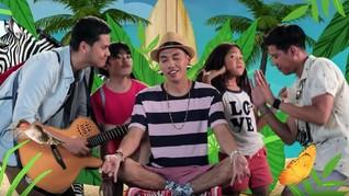 'Kulari Ke Pantai' Rilis Lagu Tema Ciptaan RAN