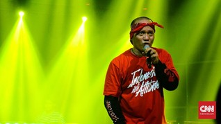 Label Legenda dan Rapper Muda di Mata Iwa K