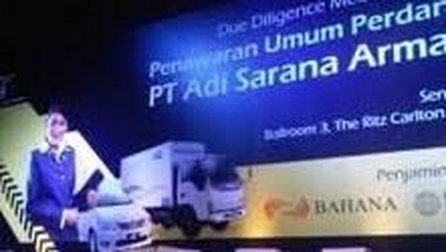 ASSA TP Rachmat Terdilusi, IFC Pembeli Siaga Rights Issue ASSA