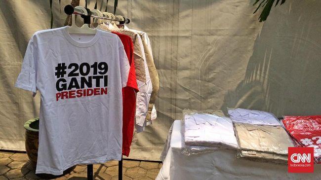 Gerindra: Gerakan #2019GantiPresiden Harus Didukung