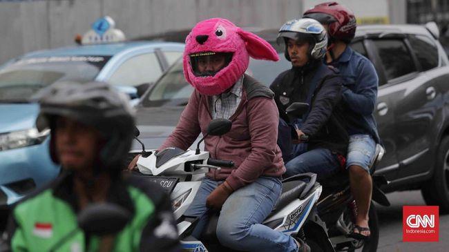 Lebih dari Tiga Orang, Pemudik Sepeda Motor Akan Diturunkan